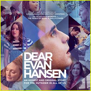 'Dear Evan Hansen' Soundtrack Released Online - Stream & Download Here!