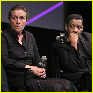 Frances McDormand Says It Was 'Perfect' To Have Denzel Washington Involved In 'Tragedy of MacBeth'