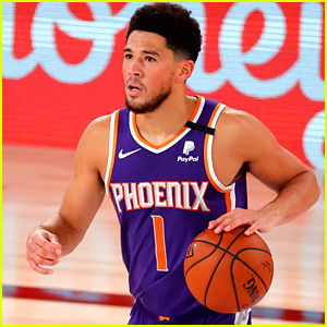 This Is How Devin Booker Responded After Being Asked If He Is Vaccinated
