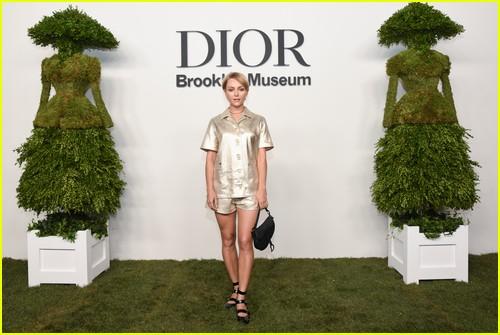 AnnaSophia Robb at the Christian Dior Designer of Dreams event