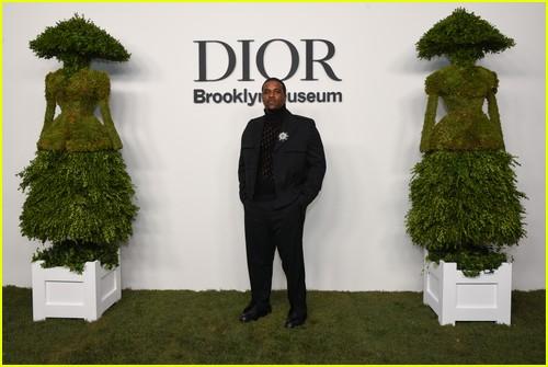 ASAP Ferg at the Christian Dior Designer of Dreams event