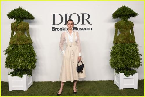 Bruna Tenorio at the Christian Dior Designer of Dreams event