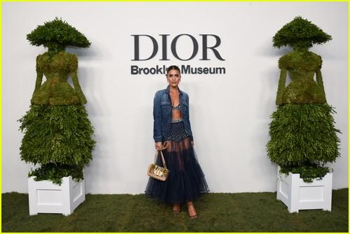 Camila Coelho at the Christian Dior Designer of Dreams event