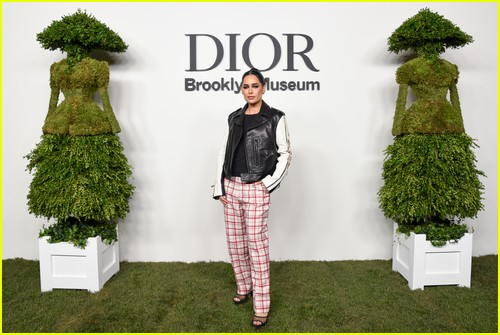 DJ Kittens at the Christian Dior Designer of Dreams event