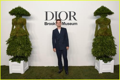 Eli Brown at the Christian Dior Designer of Dreams event