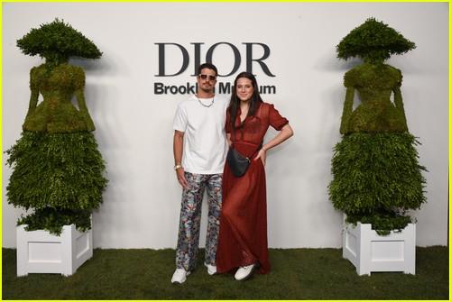 Enzo Celulari at the Christian Dior Designer of Dreams event