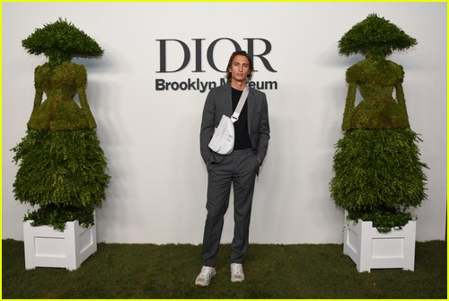 James Turlington at the Christian Dior Designer of Dreams event