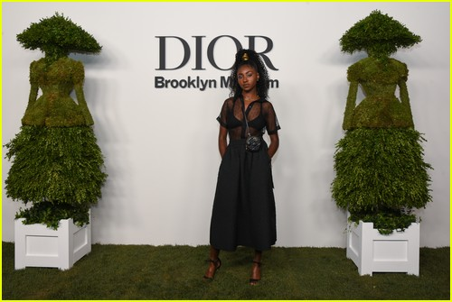 Jayme Lawson at the Christian Dior Designer of Dreams event