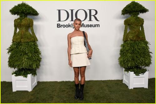 Jordan Alexander at the Christian Dior Designer of Dreams event