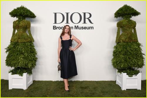 Julia Fox at the Christian Dior Designer of Dreams event