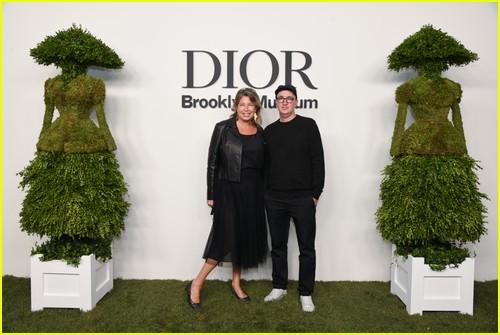 KAWS at the Christian Dior Designer of Dreams event