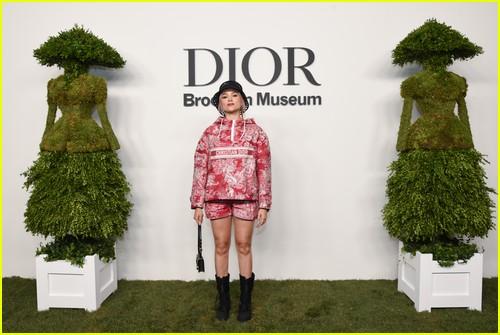 Lolo Zouai at the Christian Dior Designer of Dreams event
