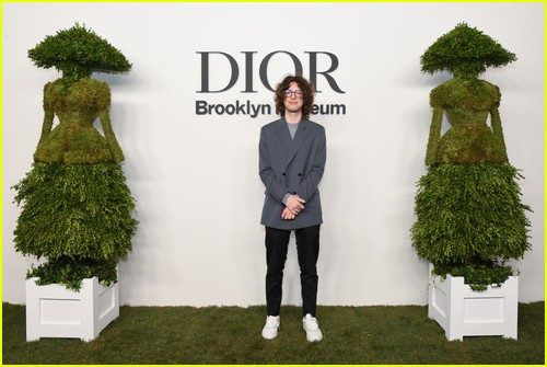 Lucas Jagger at the Christian Dior Designer of Dreams event