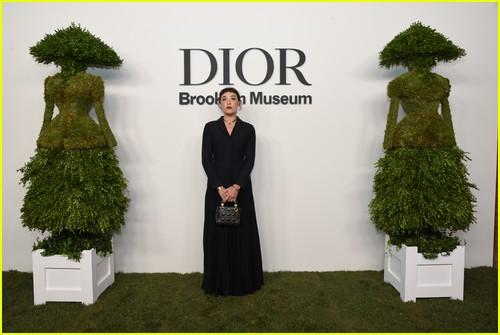 Mia Moretti at the Christian Dior Designer of Dreams event