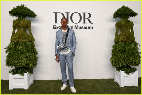 Myles O'Neal at the Christian Dior Designer of Dreams event