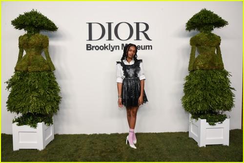 Selah Marley at the Christian Dior Designer of Dreams event