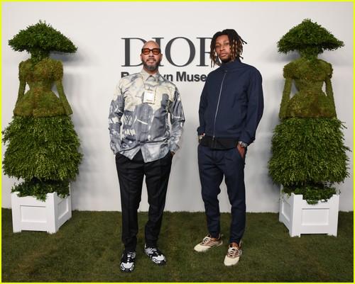 Swizz Beatz at the Christian Dior Designer of Dreams event