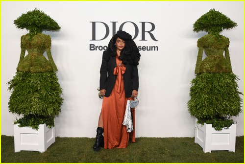 TK Quann at the Christian Dior Designer of Dreams event