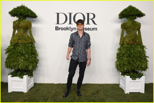 Will Peltz at the Christian Dior Designer of Dreams event