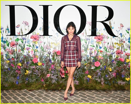 Sofia Bryant at the Miss Dior Millefiori Garden Pop-Up Preview and Dinner