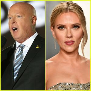 Disney CEO Addresses Company's Future Amid Scarlett Johansson Lawsuit