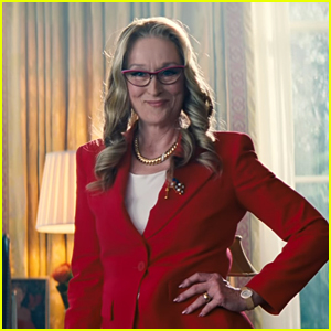 Meryl Streep Plays the President in 'Don't Look Up' Clip - Watch Now!