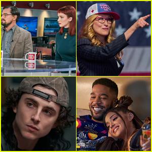 'Don't Look Up' Teaser & First Look Photos Highlight Star-Studded Cast - Watch Now!