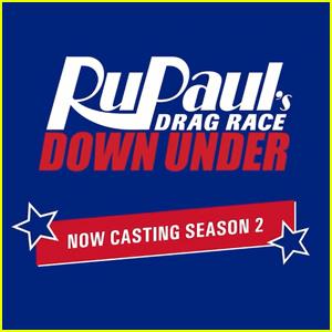 'RuPaul's Drag Race Down Under' Renewed for Season 2!
