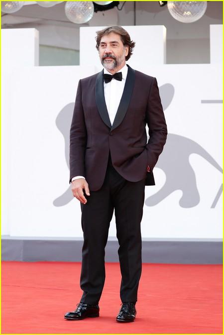 Javier Bardem at the Dune premiere in Venice