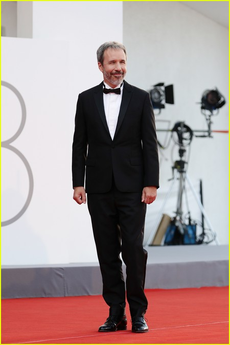 Denis Villeneuve at the Dune premiere in Venice