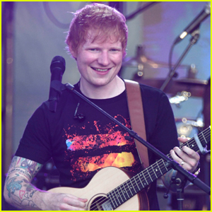 Ed Sheeran Hits the Stage for NFL's Kickoff Concert in Tampa!