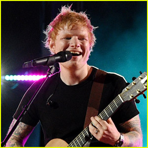 Ed Sheeran Is All Smiles During His Performance of 'Shivers' at the 2021 MTV VMAs - Watch the Video!