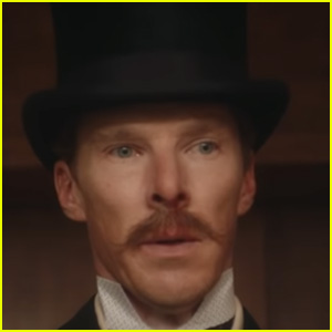 Benedict Cumberbatch Stars in 'The Electrical Life of Louis Wain' - Watch the Trailer!