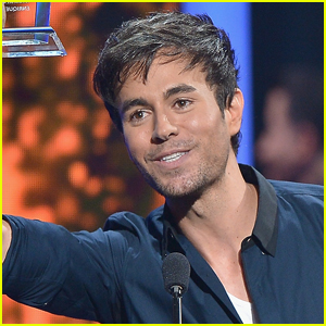 Enrique Iglesias Shares Super Cute Video of His Daughter Mary Dancing to His New Album!
