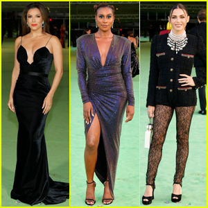 Eva Longoria, Issa Rae, & Jenna Dewan Arrive in Style for Academy Museum of Motion Pictures Opening Gala