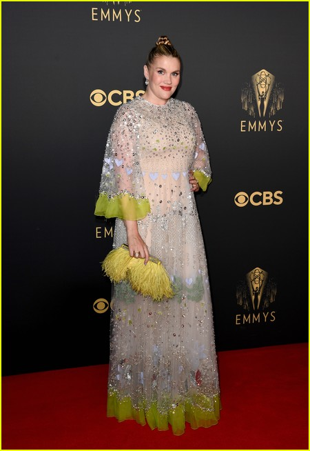 Emerald Fennell at the Emmy Awards 2021