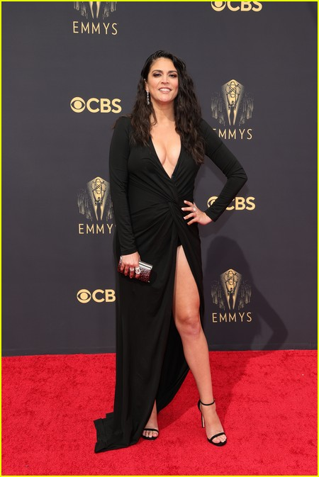 Cecily Strong at the Emmy Awards 2021