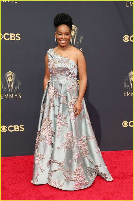 Amber Ruffin at the Emmy Awards 2021