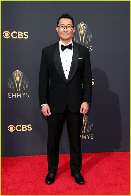 Daniel Dae Kim at the Emmy Awards 2021