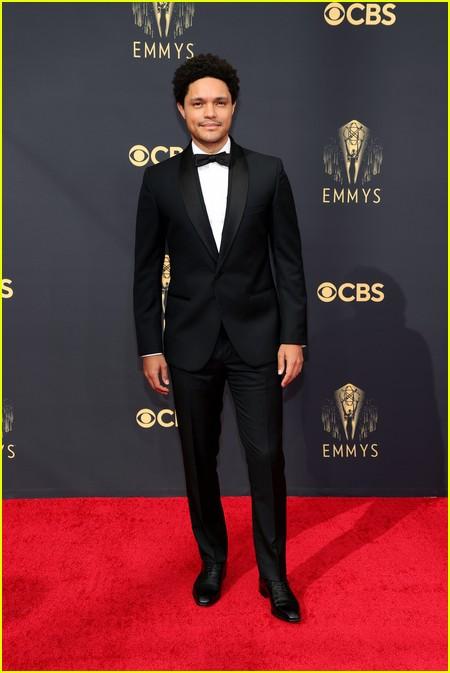 Trevor Noah at the Emmy Awards 2021