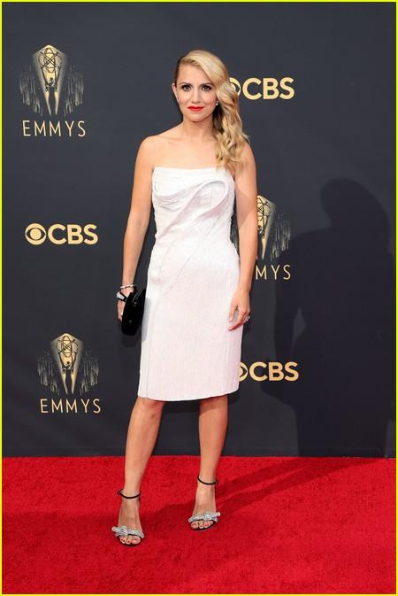 Annaleigh Ashford at the Emmy Awards 2021