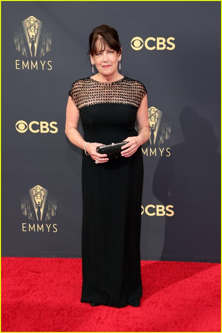 Ann Dowd at the Emmy Awards 2021