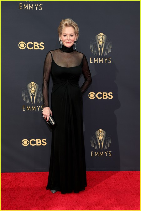 Jean Smart  at the Emmy Awards 2021