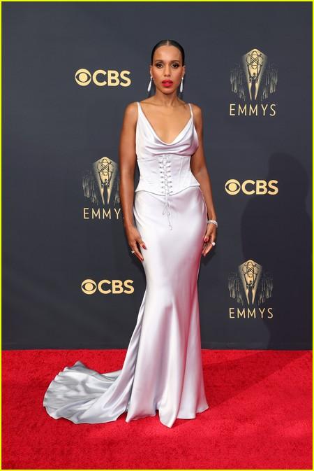Kerry Washington at the Emmy Awards 2021