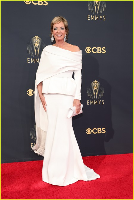 Allison Janney at the Emmy Awards 2021