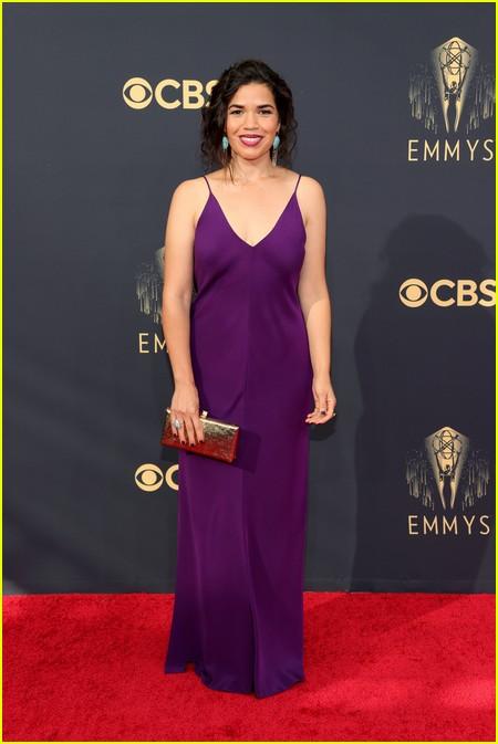 America Ferrera at the Emmy Awards 2021
