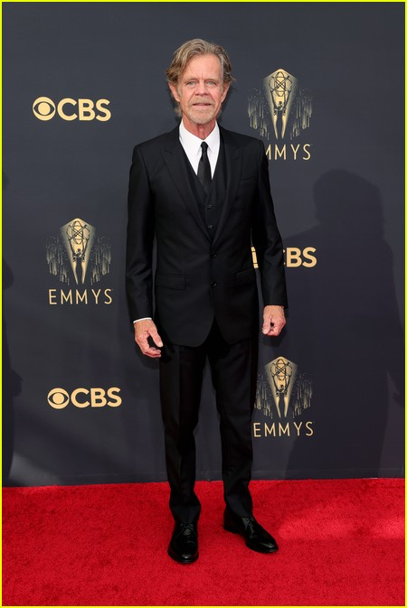 William H. Macy at the Emmy Awards 2021