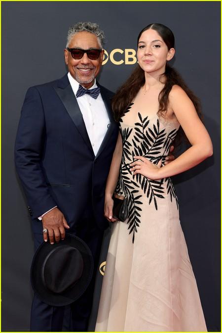 Giancarlo Esposito at the Emmy Awards 2021