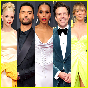 Emmy Awards 2021 - See Every Red Carpet Look & Full Celeb Guest List!