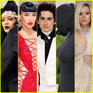 Met Gala 2021: See Full Guest List & Every Red Carpet Look (Photos)